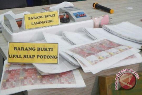 Polres Kediri ungkap sindikat pembuat uang palsu