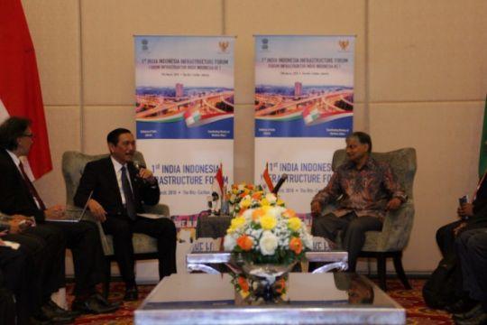 India lihat peluang bisnis pengelolaan bandara di Indonesia