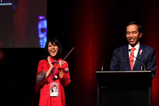 Presiden Jokowi temui WNI di Selandia Baru