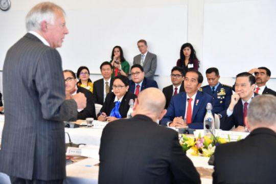 Presiden tiba, berikut ringkasan kunjungan dari Autralia-Selandia Baru