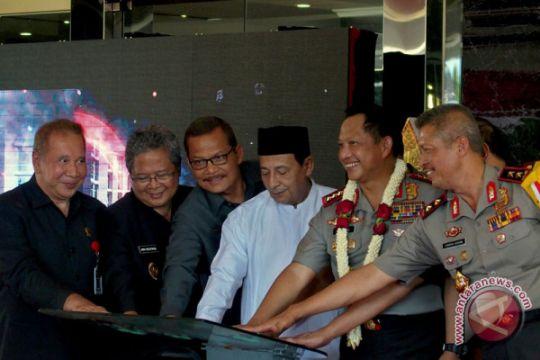 Peresmian gedung baru Polda Jateng