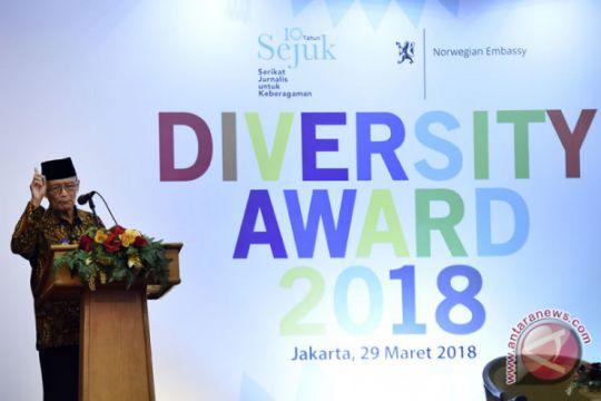 Diversity Award 2018