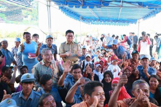 Bantul berangkatkan 20 keluarga untuk program transmigrasi