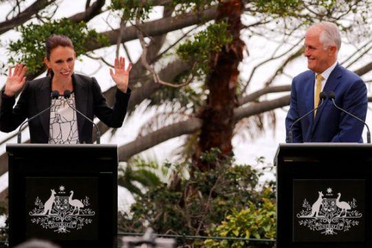 PM Selandia Baru masuk rumah sakit untuk melahirkan