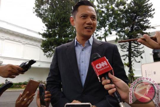 AHY undang Jokowi hadiri Rapimnas Demokrat