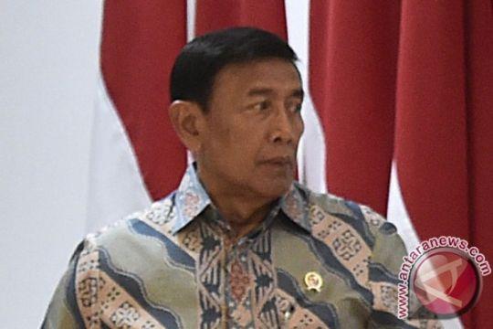Menko Wiranto lantik Sesjen Wantannas Doni Monardo