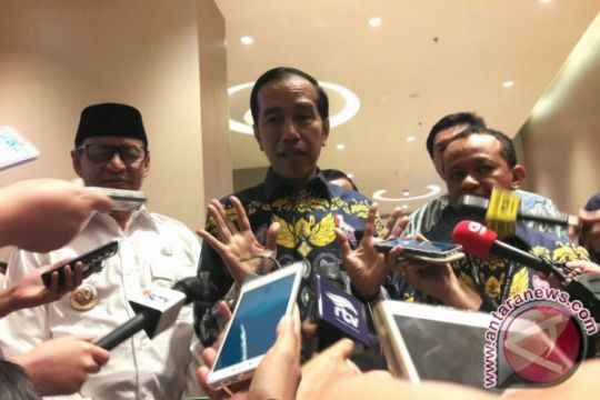 "Jokowi sebut Cak Imin ""bagus"""