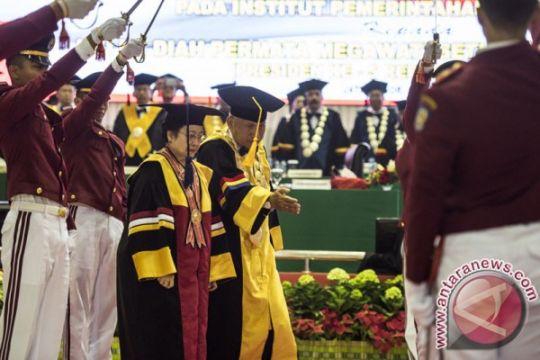 Megawati akan terima gelar doktor honoris IPDN