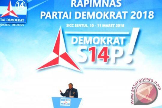 SBY tebar sinyal Demokrat dukung Jokowi 2019