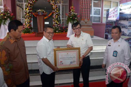 Menkumham fasilitasi kebutuhan perumahan pegawai imigrasi Denpasar