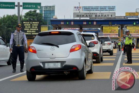 Menhub minta maaf ke warga Bekasi soal dampak aturan ganjil-genap