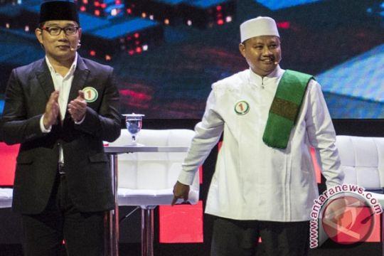 KPU tetapkan Ridwan Kamil-Uu sebagai pasangan terpilih