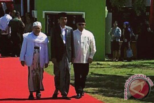 Presiden Jokowi dijadwalkan berkeliling di provinsi Banten
