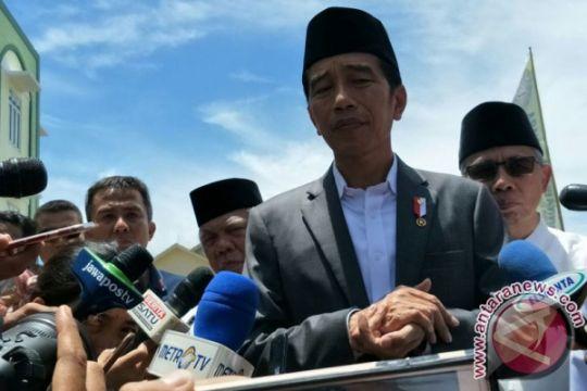 Presiden hadiahi Saeful sepeda karena hafal Pancasila