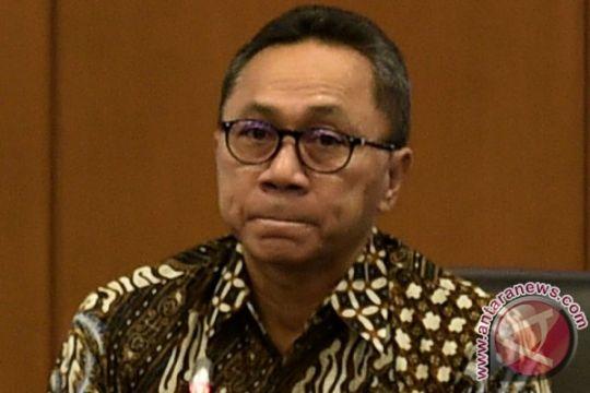 Tiga parpol pastikan duduki jabatan pimpinan MPR