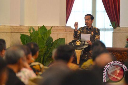 Presiden Jokowi: Perbankan nasional harus ikuti perubahan