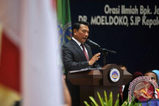 Moeldoko apresiasi kinerja Kementerian PANRB