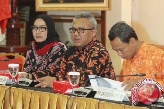 Komisioner KPU pun pulang kampung untuk gunakan hak pilih