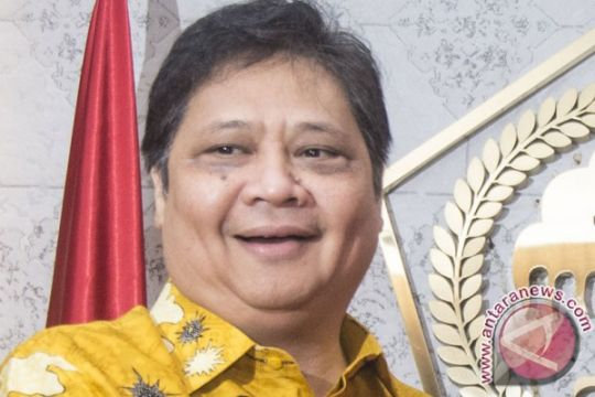 Airlangga : Presiden nyaman berpasangan dengan kader Golkar