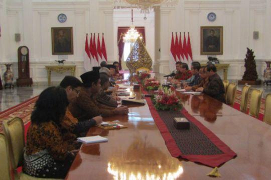 Presiden Jokowi terima Dewan Pengarah BPIP
