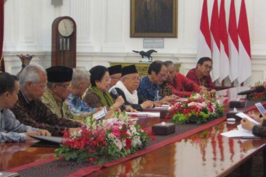 Kata Megawati, banyak yang ingin bertemu BPIP