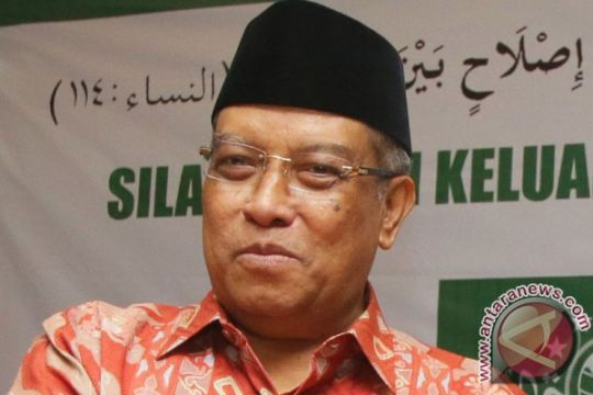 Said Aqil tegaskan siapa pun unggul di Pilkada Jatim  tetap NU