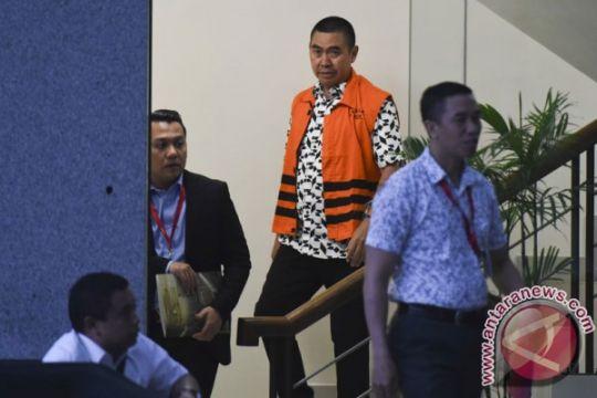 Walkot dan enam anggota DPRD  Malang ditahan