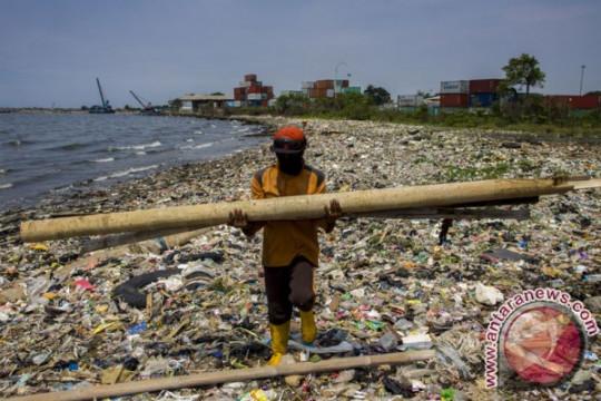 """""""Ecoranger"""": sampah jadi menghambat pencarian ikan"""