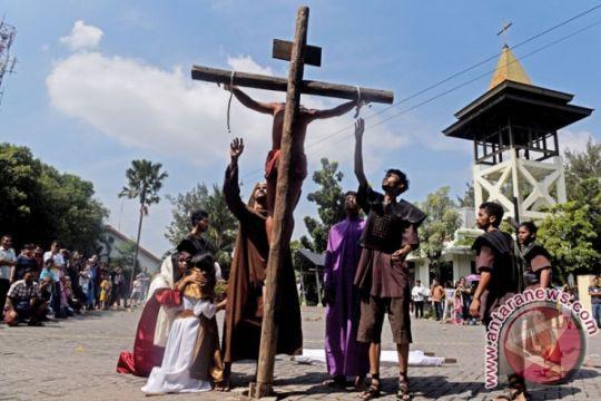 Kapolda Sumut perintahkan polres amankan kegiatan Tri Hari Suci