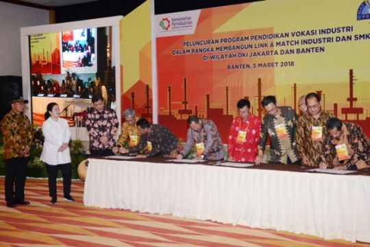 Giliran Jakarta dan Banten terapkan program vokasi industri