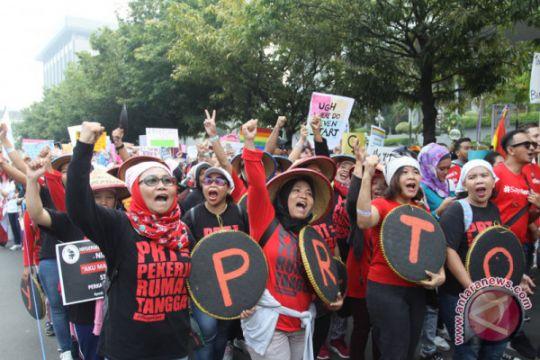 Gerakan womens march Jakarta
