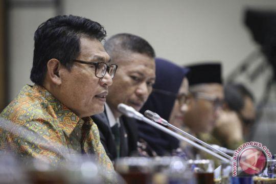 RDP komisi III DPR dengan LPSK