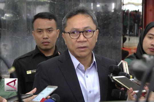 Ketua MPR tanggapi wacana revisi PKPU