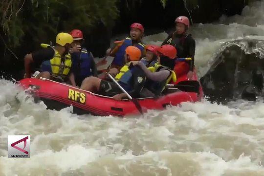 Pengembangan wisata rafting di Sungai Bogowonto