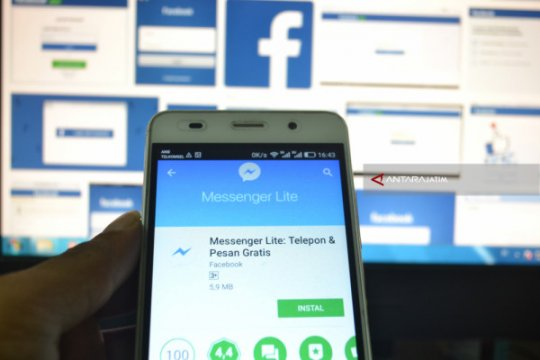 Daftar Messenger kini wajib pakai akun Facebook