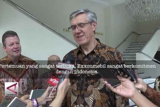 Exxonmobil laporkan kegiatan eksplorasi minyak di Indonesia