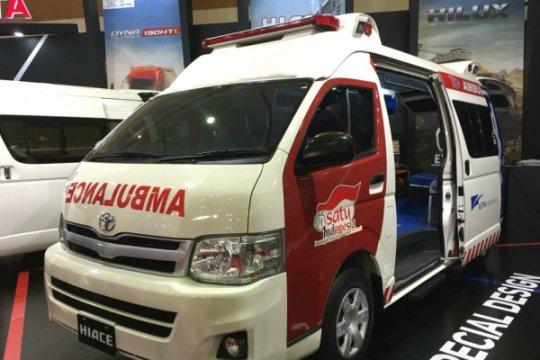 Penjualan Toyota HiAce melonjak, dipicu permintaan untuk ambulans