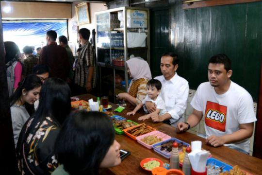 Terpopuler kemarin, Presiden libur bersama keluarga hingga KPK jadwal ulang pemeriksaan Adiguna Sutowo