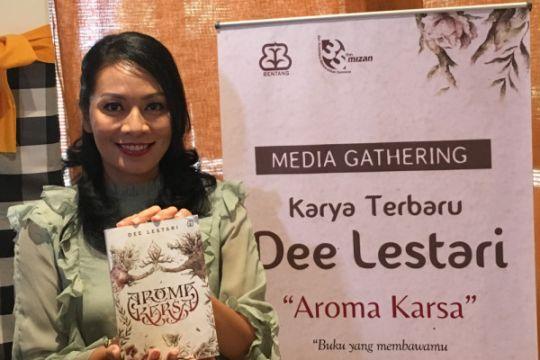 Dewi Lestari tidak pernah hadapi writer's block