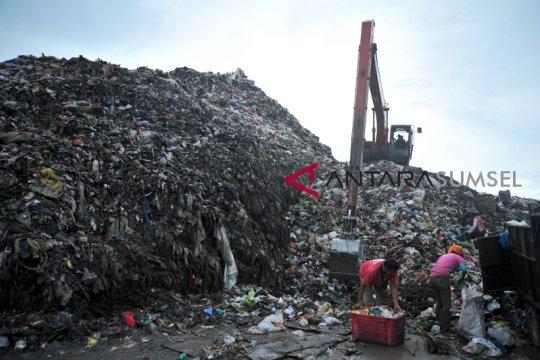Volume sampah di Palembang meningkat 20 persen selama Ramadhan
