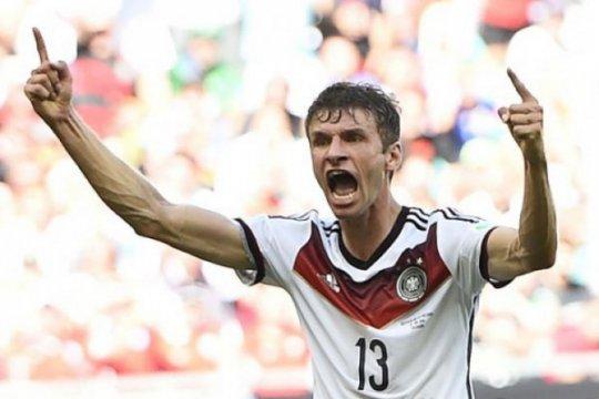 Harapan Mueller untuk tampil di Olimpiade Tokyo digagalkan DFB