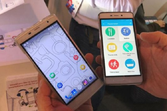 Tips atasi data ponsel Android yang sesak