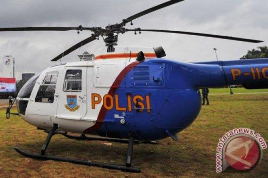 Bubarkan massa dengan helikopter, Empat polisi terancam sanksi berat