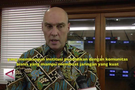 Kerjasama pendidikan pertanian Indonesia-Belanda