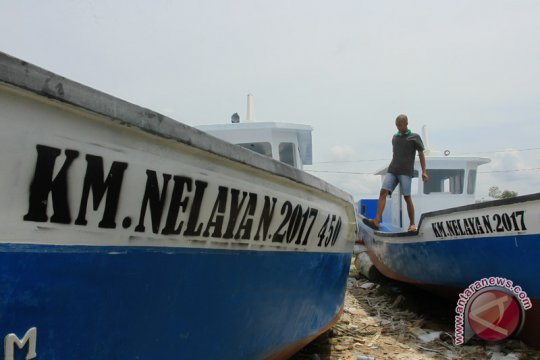 Peneliti: bantuan kapal harus disertai pelatihan intensif