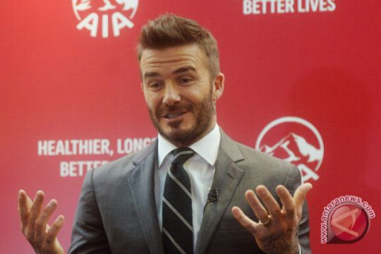 "Wali Kota : Beckham minta ""bullying"" dihilangkan"