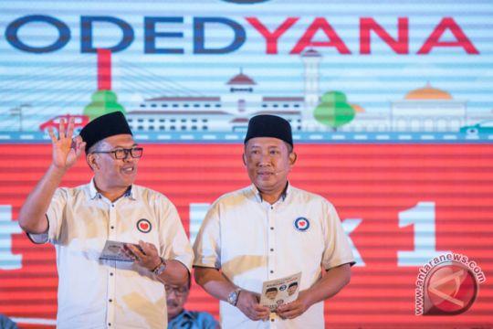 Oded janji tuntaskan pekerjaan rumah Kota Bandung