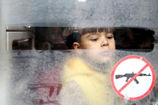 UNHCR: Krisis kemanusiaan di Ghouta Timur