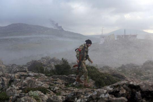 SDF Suriah tuduh Ankara lakukan pembersihan etnis di Afrin