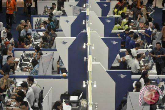 BNI-Garuda Travel Fair target transaksi Rp8 miliar
